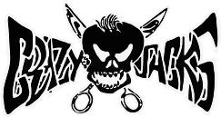 Crazy Jacks Barber Logo